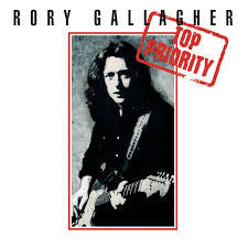 Rory Gallagher - Top Priority CD