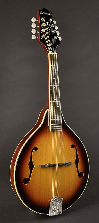 Richwood RSA-60-VS A-style mandolin with spruce top