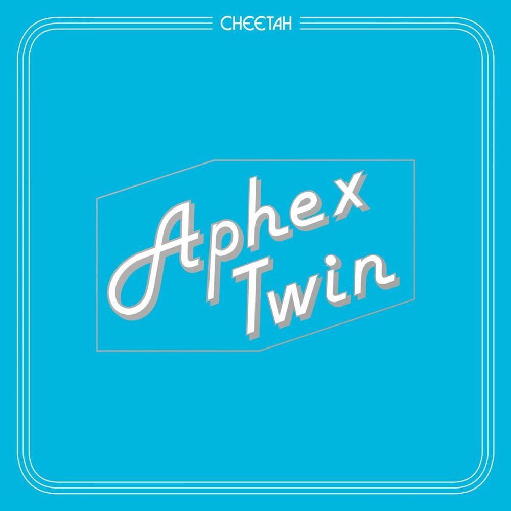 Aphex Twin - Cheetah EP 12""