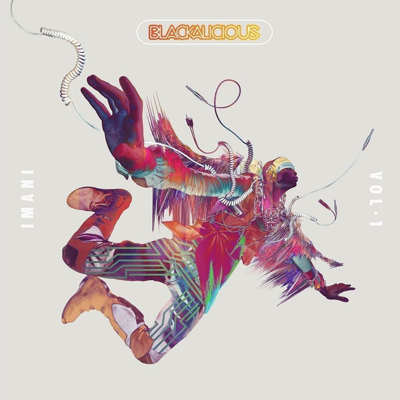 Blackalicious - Imani Vol 1 CD