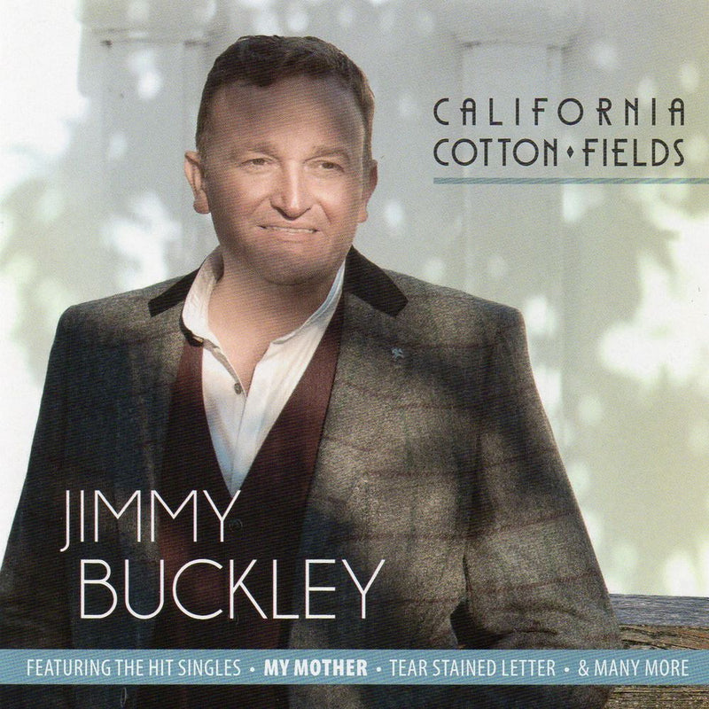 Jimmy Buckley - California Cotton Fields CD