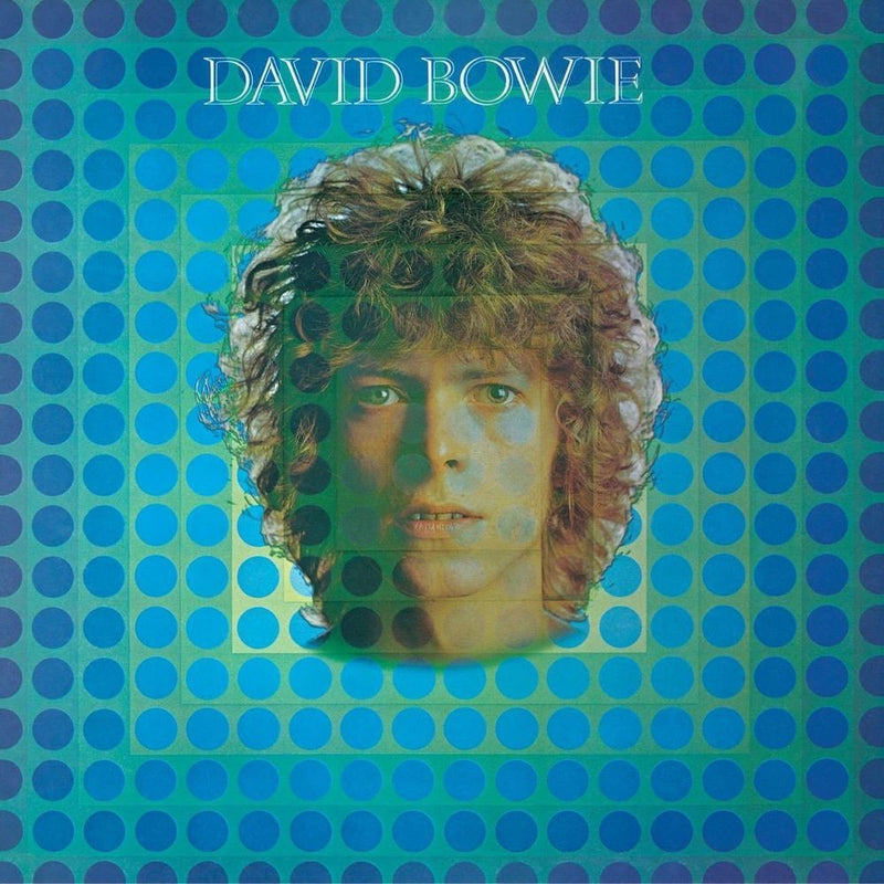 David Bowie - David Bowie (AKA Space Oddity) LP