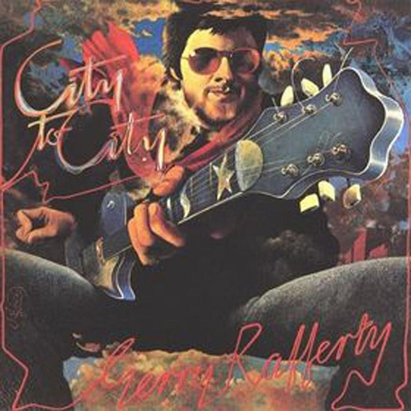 Gerry Rafferty ‎- City To City CD