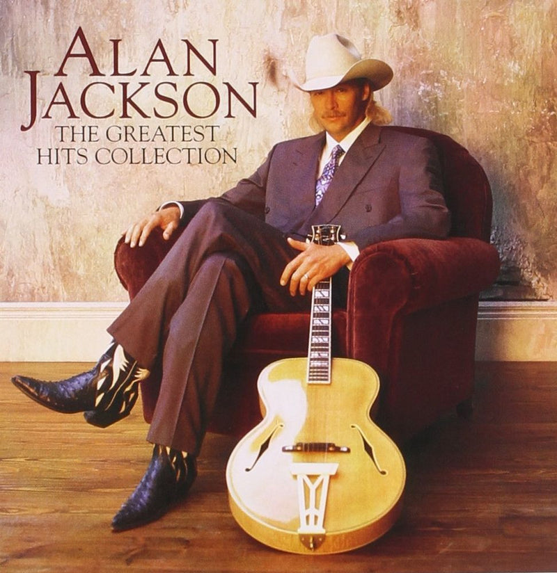 Alan Jackson - The Greatest Hits Collection CD