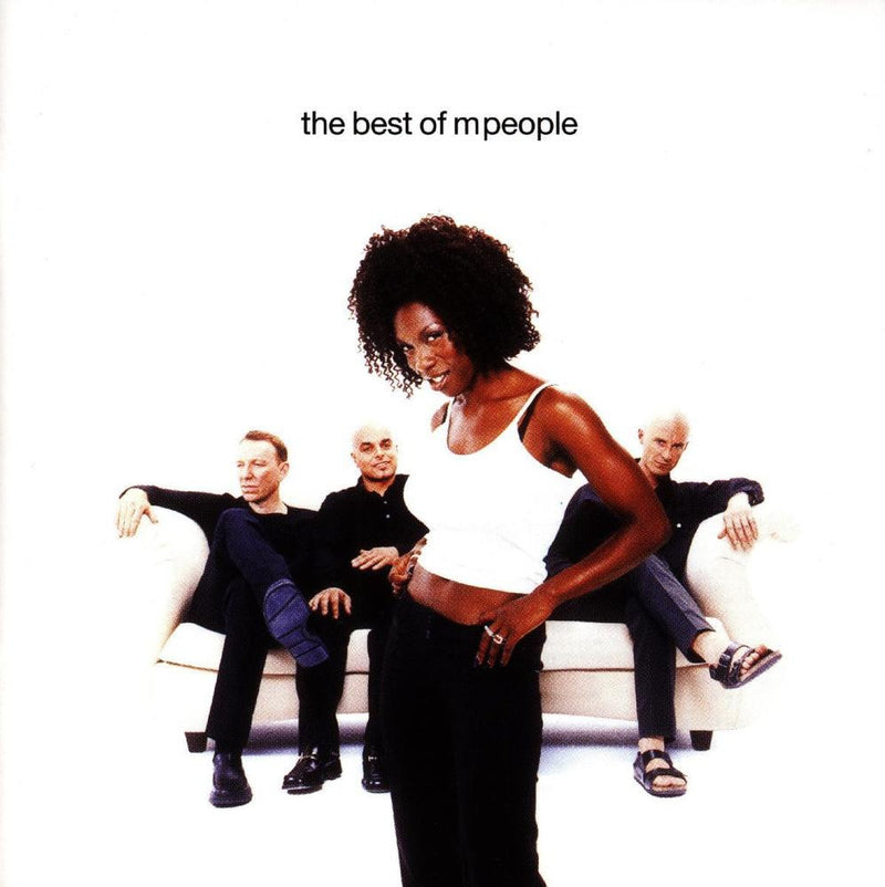 M People ‎- The Best Of M People CD