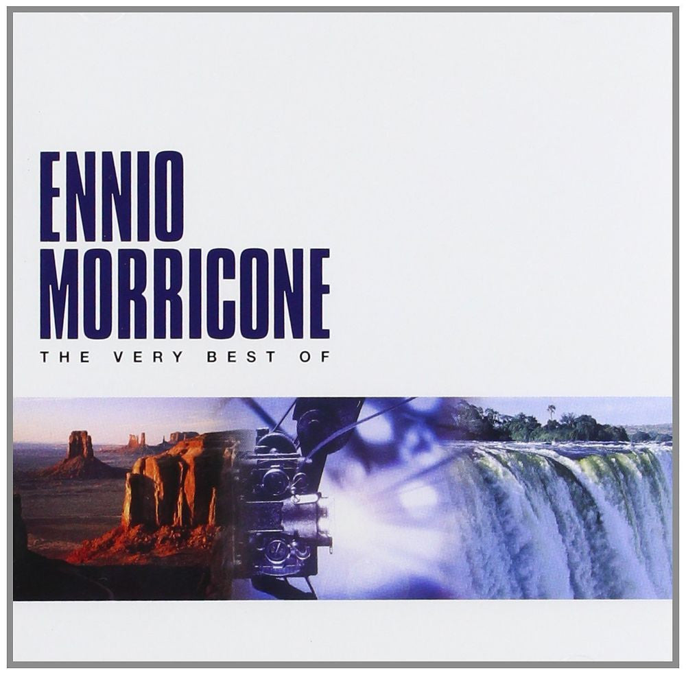 Ennio Morricone - The Very Best Of CD