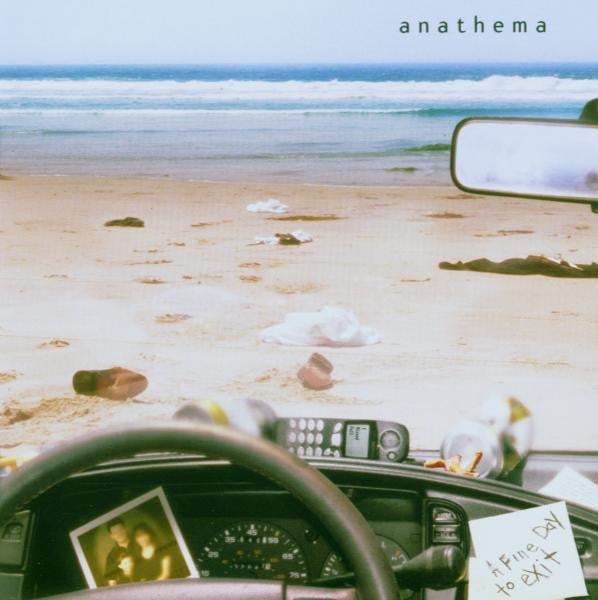 Anathema- A Fine Day To Exit CD