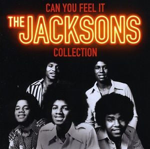 Jacksons - Can You Feel It: The Jacksons Collection CD