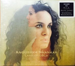 Anoushka Shankar - Land Of Gold CD