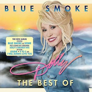 Dolly Parton - Blue Smoke / The Best Of CD