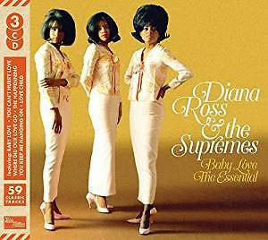 Diana Ross & the Supremes -Baby Love: The Essential CD