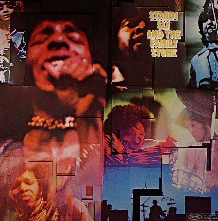 Sly & The Family Stone - Stand LP