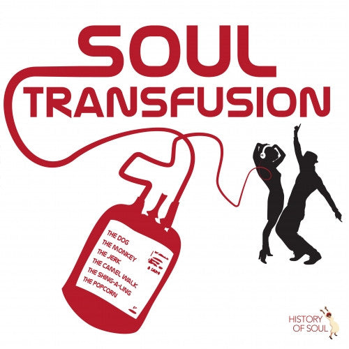 Various Artists - Soul Transfusion LP RSD Exclusive