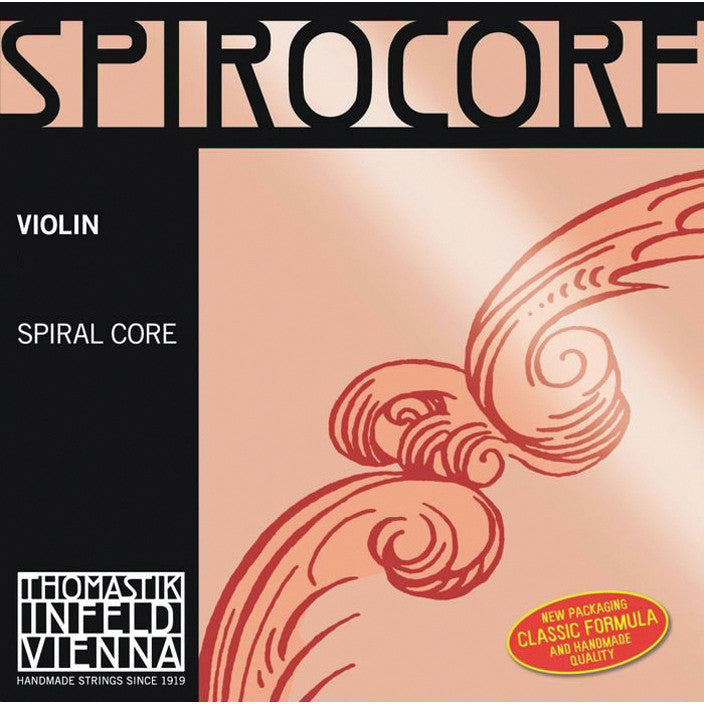 Thomastik-Infeld Spirocore S10 Medium Ball End Violin A String