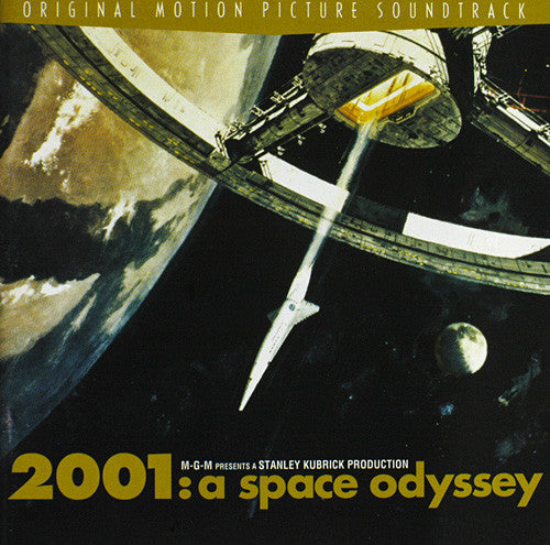 2001: A Space Odyssey OST CD