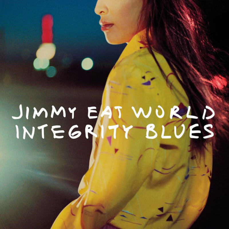 Jimmy Eat World - Integrity Blues CD
