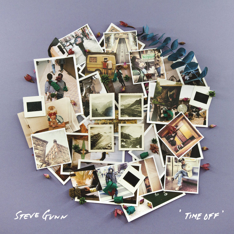Steve Gunn - Time Off LP