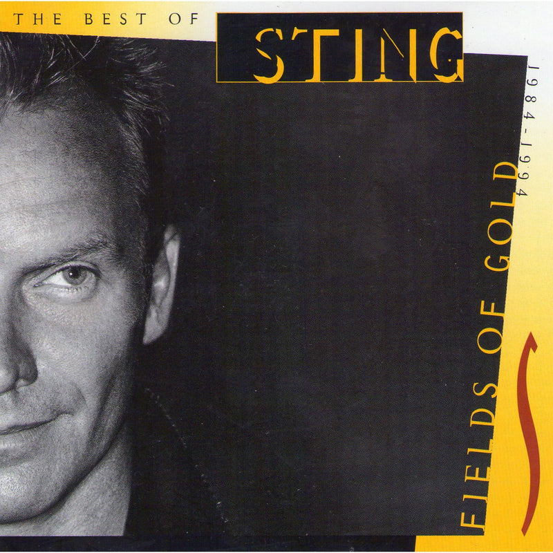 Sting - Fields Of Gold: Best Of Sting 1984 - 1994