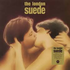 London Suede - Suede LP LTD Clear Vinyl Record Store Day 2020