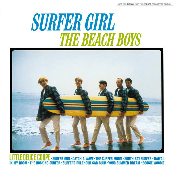 Beach Boys - Surfer Girl LP