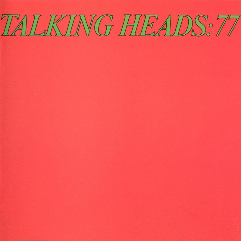 Talking Heads - Talking Heads: 77 LP LTD Green Coloured VInyl