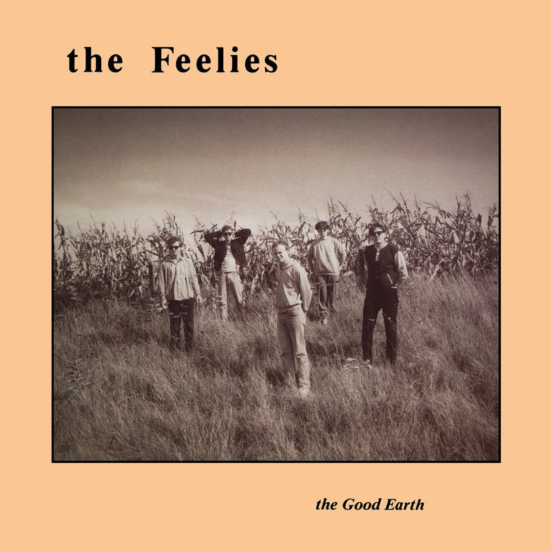 Feelies - The Good Earth CD