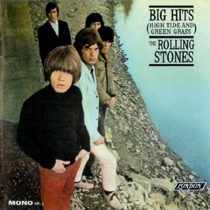 Rolling Stones - Big Hits (High Tide & Green Grass) LP