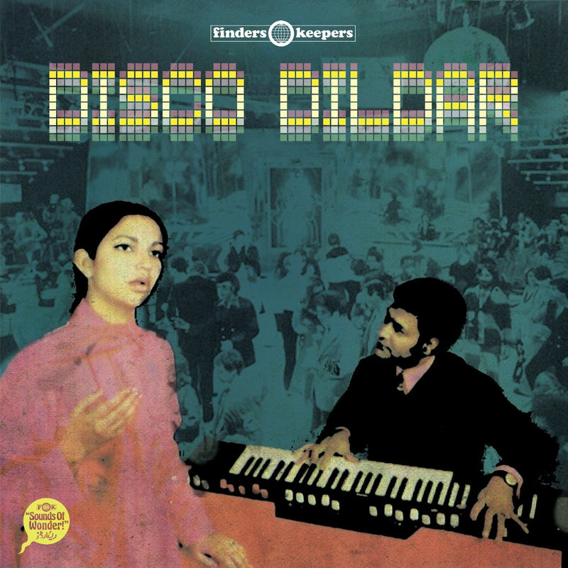 Various ‎Artists - Disco Dildar LP