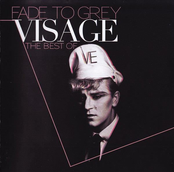 Visage -Fade To Grey Best Of CD