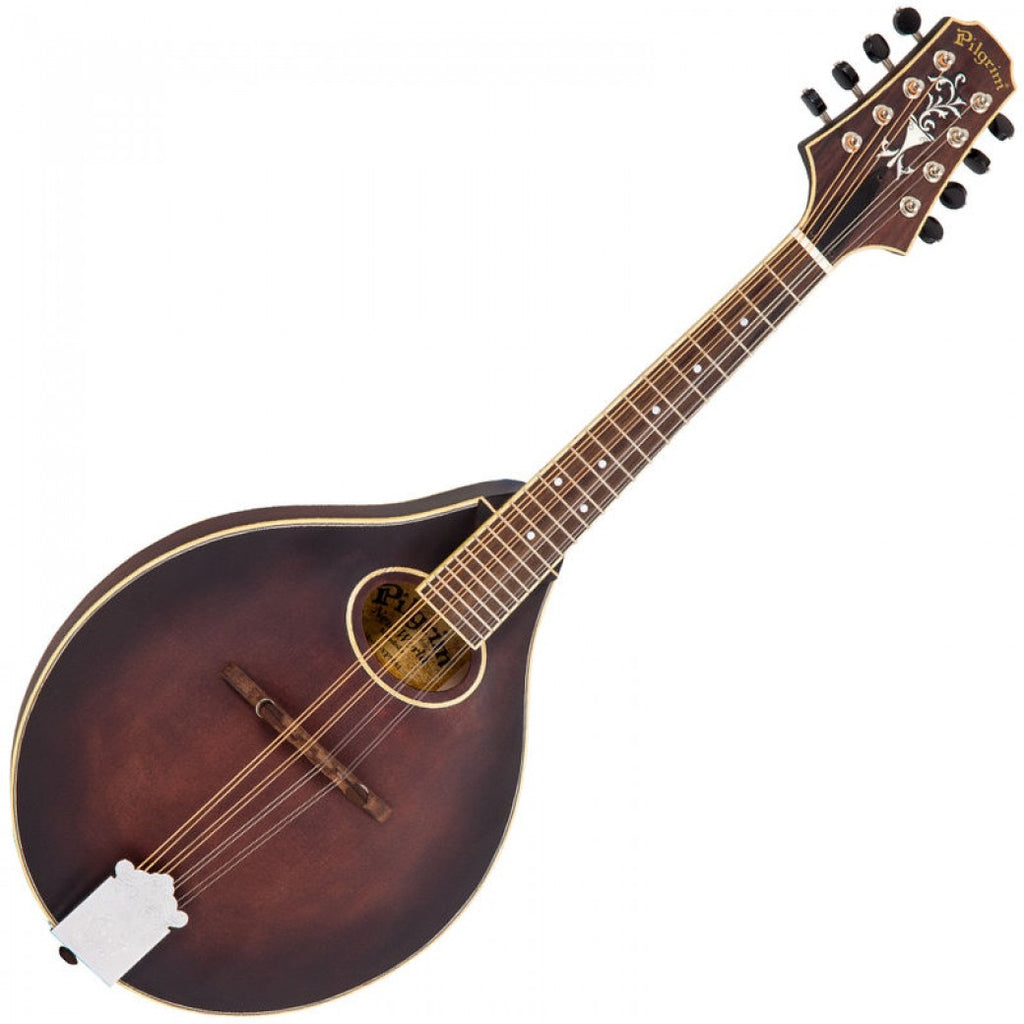 PILGRIM NEW WORLD MANDOLIN - A STYLE, OVAL HOLE