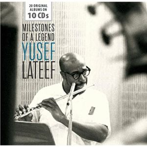 Yusef Lateef - Milestones Of A Legend 10CD Boxset CD