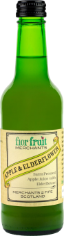 Pure Apple Juice with Elderflower 12 x 330ml