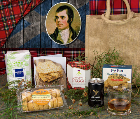 Burns Night Supper In