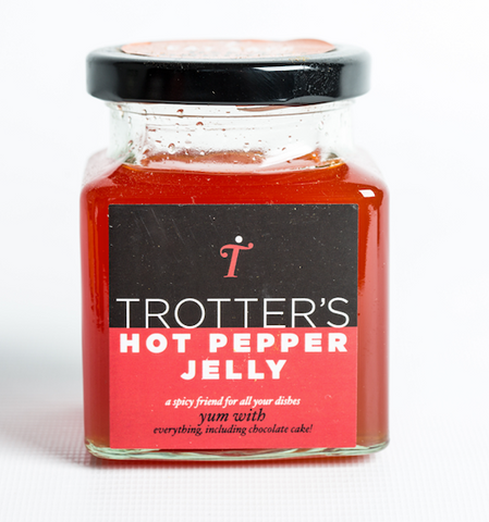 Trotter's Hot Pepper Jelly