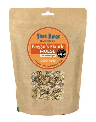 Your Piece Baking Company Beggars Mantle Luxury Muesli 500g