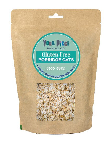 Your Piece Baking Company Gluten Free Porridge Oats 500g