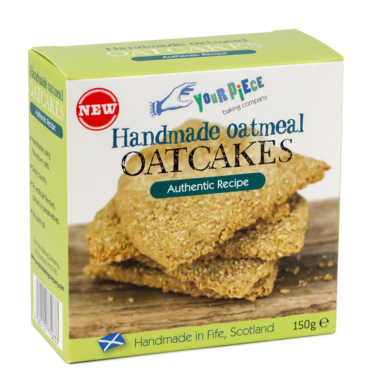 Authentic Beef Dripping Oatcakes 150g
