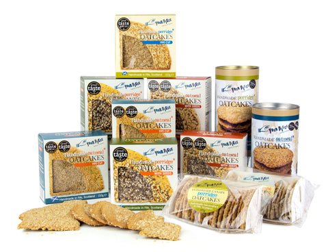 Your Piece Baking Company Oatcake Gift Box