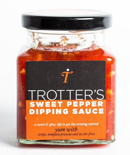 Trotter's Sweet Pepper Dipping Sauce
