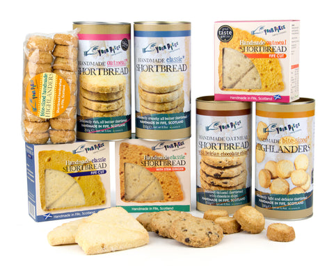 Your Piece Baking Company Shortbread Gift Box