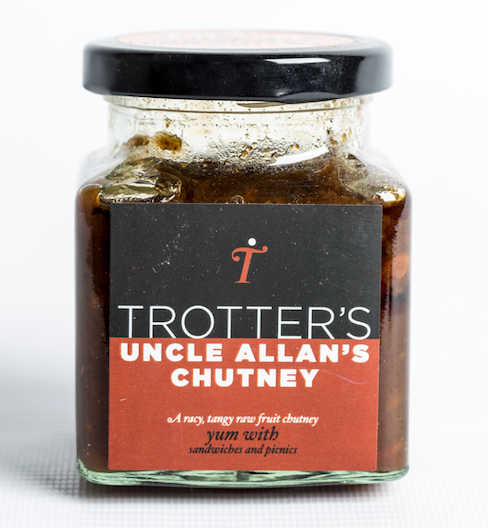Trotter's Uncle Allan's Chutney