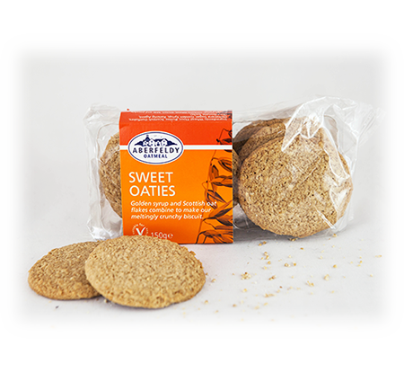 Aberfeldy Oatmeal Sweet Oaties 150g