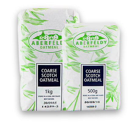 Aberfeldy Coarse Scotch Oatmeal