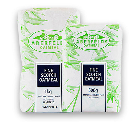 Aberfeldy Fine Scotch Oatmeal