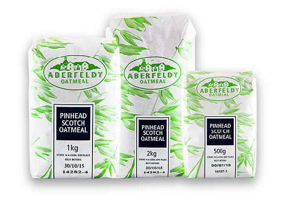 Aberfeldy Pinhead Scotch Oatmeal