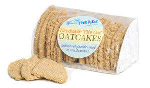 Your Piece Baking Company Oatmeal Oatcakes Canape 135g