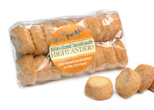 Your Piece Baking Company Bite-Sized Highlanders Packet 150g