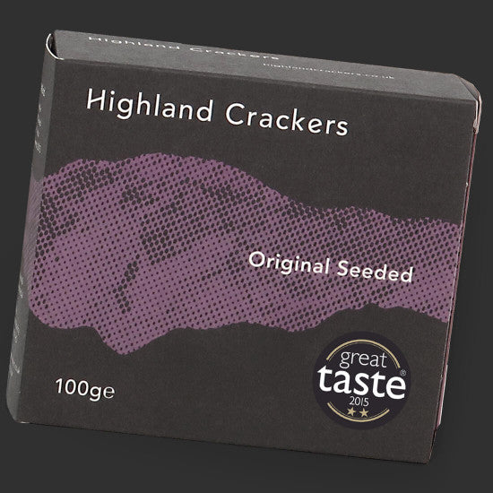 Highland Crackers Original 100g