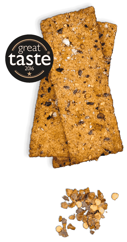 Highland Crackers Chilli Seeded 100g