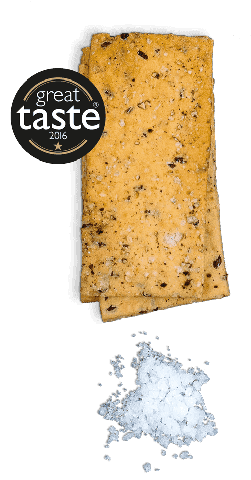Highland Crackers Cumin Seeded 100g